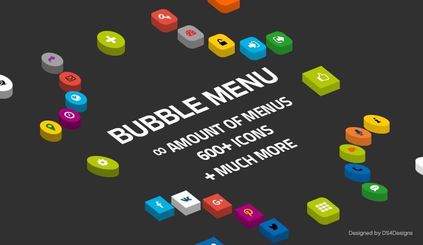 Bubble Menu Pro