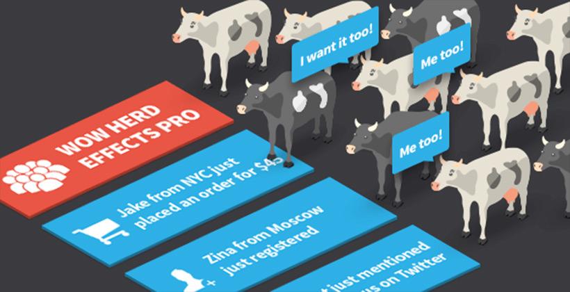 Wow Herd Effects Pro