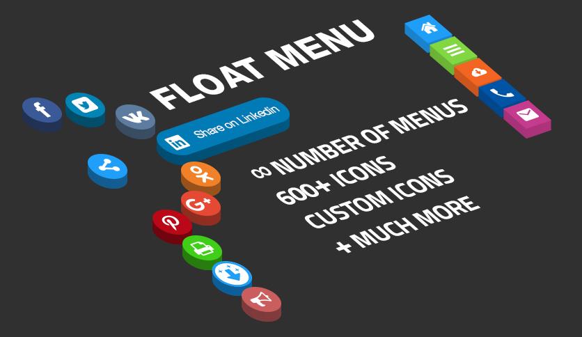 Float Menu Pro