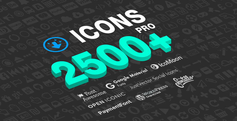 Wow Icons Pro